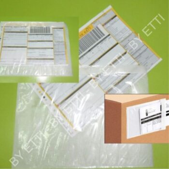 BUSTA PORTA-PACKING-LIST, Buste Portadocumenti Adesive 240×180 Mm DA 500 PEZZI